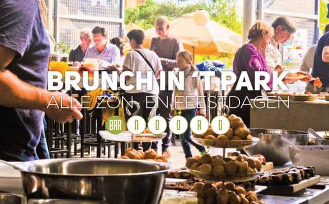 Brunch in t Park - Antwerpen