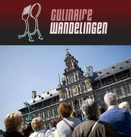 Culinaire wandelingen - Antwerpen
