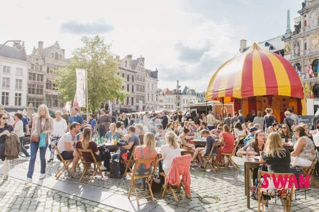 Swan Market - Antwerpen