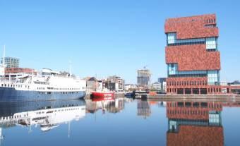 Wijk - Het Eilandje Antwerpen