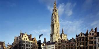 Wijk - Historisch Centrum - Antwerpen
