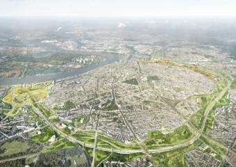 Wijk - Ring rond Antwerpen