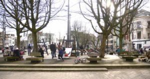 Zurenborg Quarter in Antwerp